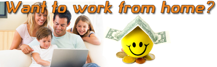 Work From Home and make money working from home England